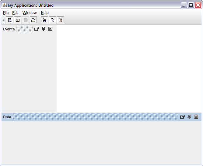 JIDE Software - JIDE Desktop Application Framework - A Foundation